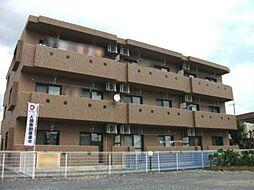 埼玉県深谷市上柴町西1丁目の賃貸マンションの外観