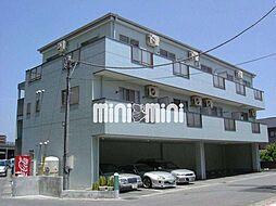 Nマンション[2階]の外観