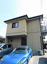 福岡県北九州市小倉南区若園1丁目の賃貸アパートの外観