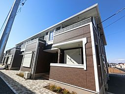 JR成田線 成田駅 バス17分 末広下車 徒歩4分の賃貸アパート