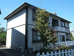 京都府向日市物集女町中条の賃貸アパートの外観