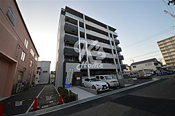 兵庫県神戸市長田区苅藻通1丁目の賃貸マンションの外観