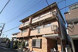 橋本第3マンション[1階]の外観