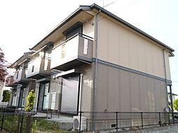 [テラスハウス] 東京都昭島市大神町1丁目 の賃貸【/】の外観