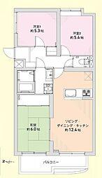 エクセル麻溝台3階 相模大野駅バス11分