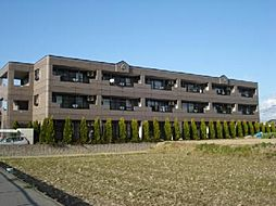 愛知県一宮市馬見塚字西ノ山の賃貸マンションの外観