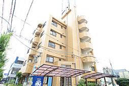 愛知県長久手市井堀の賃貸マンションの外観