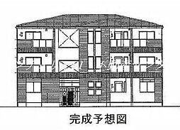 JR山陽本線 上道駅 徒歩16分の賃貸アパート