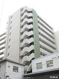 グランド・ガーラ新横浜North[3階]の外観