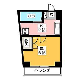 高岳駅 4.1万円