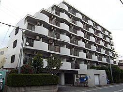 神奈川県横浜市鶴見区鶴見中央2丁目の賃貸マンションの外観