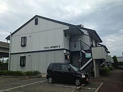 シャイニーSHIBATAII[2階]の外観