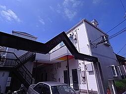 ラピート山手[2階]の外観