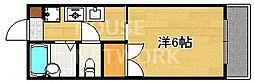 メゾン悠[305号室号室]の間取り