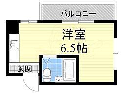 細井川駅 2.1万円