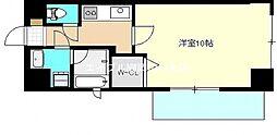 アーバンパレス田町[4階]の間取り