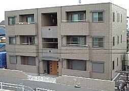 大阪府寝屋川市御幸西町の賃貸マンションの外観