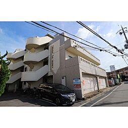 奈良県生駒市小平尾町の賃貸マンションの外観