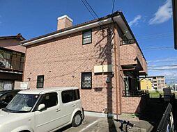 愛知県清須市清洲の賃貸アパートの外観