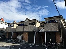 [タウンハウス] 大阪府大阪市住之江区新北島6丁目 の賃貸【/】の外観