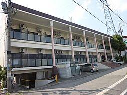 インタービレッジ青山二番館[1階]の外観