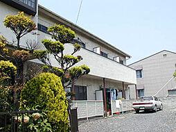 金子コーポ 101[1階]の外観