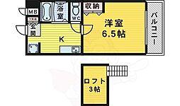 なかもず駅 4.3万円