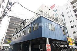 香川県高松市寿町2丁目の賃貸マンションの外観