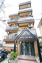 京都府京都市伏見区桃山町金井戸島の賃貸マンションの外観