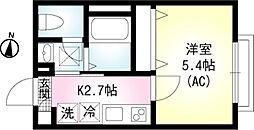 王子神谷駅 5.7万円