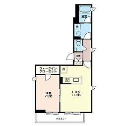 Maison Grandeur[3階]の間取り