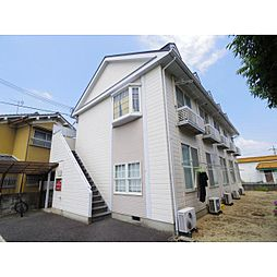 奈良県橿原市城殿町の賃貸アパートの外観