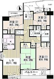 落合駅 22.3万円