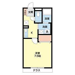 売布神社駅 5.7万円