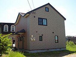 [タウンハウス] 北海道札幌市豊平区西岡五条11丁目 の賃貸【/】の外観