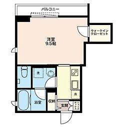 Maison Grandeur[2階]の間取り