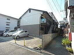 兵庫県神戸市垂水区星が丘3丁目の賃貸アパートの外観