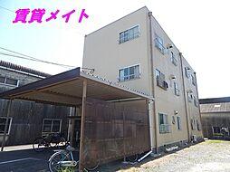 三重県四日市市万古町の賃貸マンションの外観