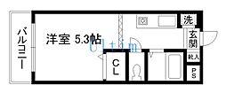 東福寺駅 4.8万円