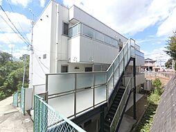 千葉県成田市囲護台の賃貸マンションの外観