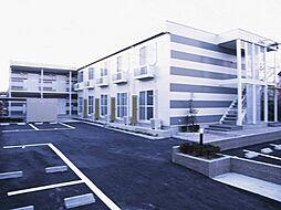 レオパレスサンガーデン[2階]の外観