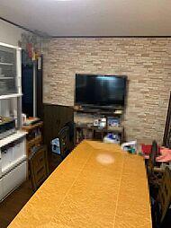 木戸山町 中古一戸建 5DKの居間