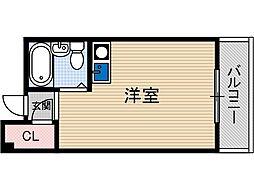 アークハイツ[3階]の間取り