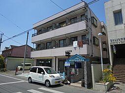 山梨県甲府市愛宕町の賃貸アパートの外観