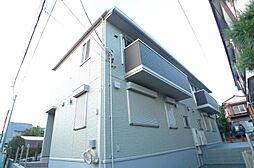 [テラスハウス] 千葉県松戸市八ヶ崎6丁目 の賃貸【/】の外観