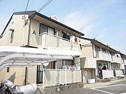 新富士ハイツA[1階]の外観