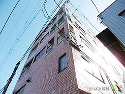 木内ハイツ[3階]の外観