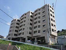 福岡県北九州市八幡東区日の出3丁目の賃貸マンションの外観