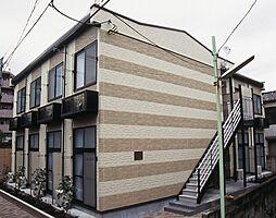 ユーハイツ藤沢[2階]の外観