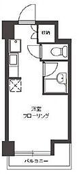 YAハイツ高円寺[703号室号室]の間取り